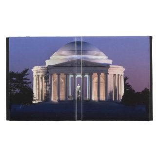 Thomas Jefferson Memorial at Dusk iPad Folio Cover