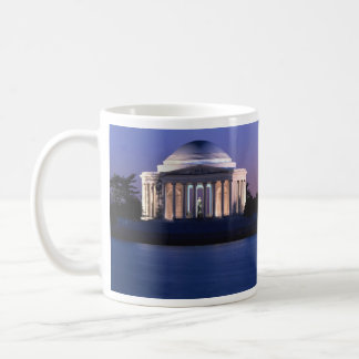 Thomas Jefferson Memorial at Dusk Mug