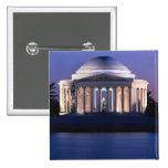Thomas Jefferson Memorial at Dusk Pins