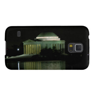 Thomas Jefferson Memorial at Night Galaxy S5 Cases