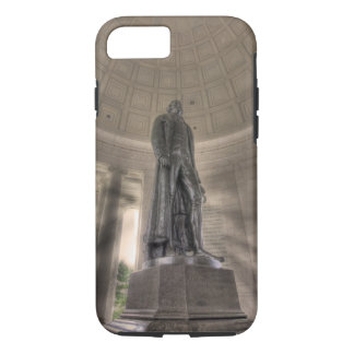 Thomas Jefferson Memorial Bronze Statue iPhone 7 Case