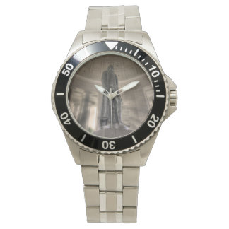 Thomas Jefferson Memorial Bronze Statue Wristwatches
