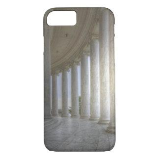 Thomas Jefferson Memorial Circular Colonnade iPhone 7 Case