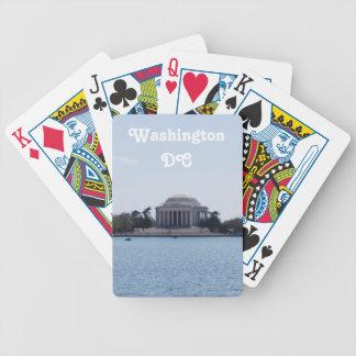 Thomas Jefferson Memorial Deck Of Cards