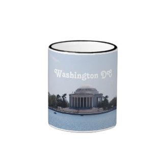 Thomas Jefferson Memorial Coffee Mugs