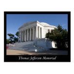 Thomas Jefferson Memorial Post Cards
