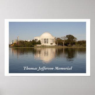 Thomas Jefferson Memorial Posters