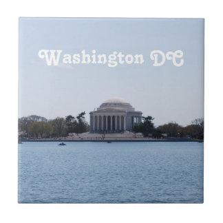 Thomas Jefferson Memorial Ceramic Tiles