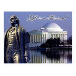 Thomas Jefferson Memorial, Washington, D.C. Postcard