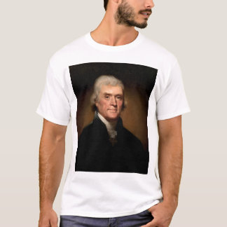 Thomas Jefferson on Tyranny T-Shirt