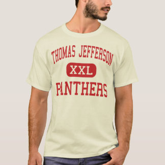Thomas Jefferson - Panthers - Menomonee Falls T-Shirt