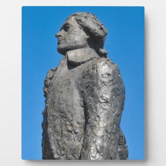 Thomas Jefferson Photo Plaque