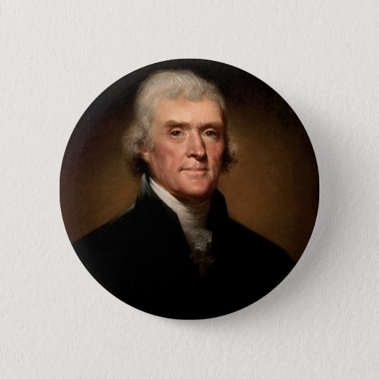 Thomas Jefferson Pin