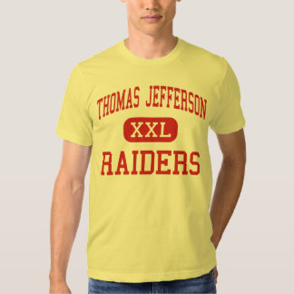Thomas Jefferson - Raiders - Middle - Decatur Tee Shirt