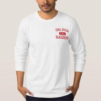 Thomas Jefferson - Raiders - Middle - Decatur Tshirt