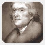 Thomas Jefferson Stickers