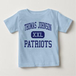 Thomas Johnson - Patriots - High - Frederick Tshirts