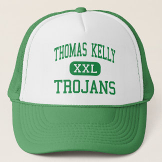 Thomas Kelly - Trojans - High - Chicago Illinois Trucker Hat