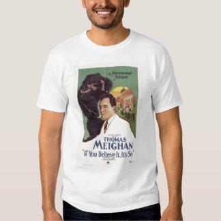 Thomas Meighan BELIEVE 1922 silent film Shirts