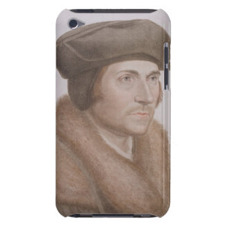 Thomas More, Lord Chancellor (1478-1535) engraved Barely There iPod Case