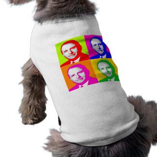 Thomas S. Monson Pop Art Sleeveless Dog Shirt