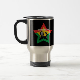 "Thomas Sankara ""Che"" Travel/Commuter Mug"