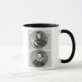 Thomas Tallis and William Byrd Mug
