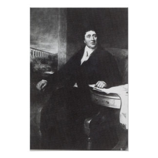 Thomas Telford, 1831 Print