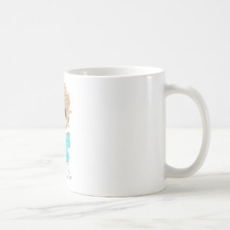 Thomas the Lion Coffee Mug