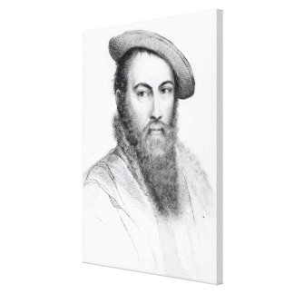 Thomas Wyatt Canvas Print