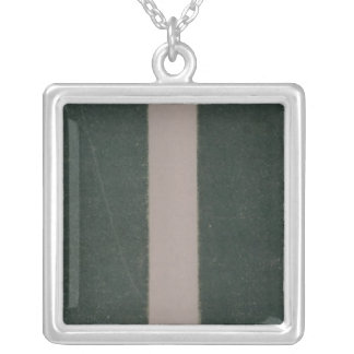Thomas's Library Atlas 3 Silver Plated Necklace