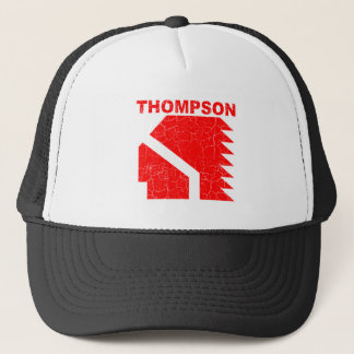 Thompson High School Warriors Trucker Hat