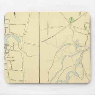 Thompsonville, Hazardville Mouse Mat