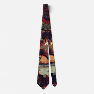 Thomson - Early Spring in Cauchon Lake Tie