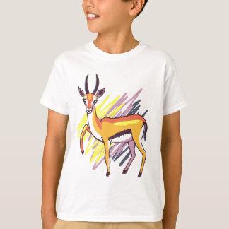 Thomson's Gazelle Drawing Fun Unisex Kids' Shirt