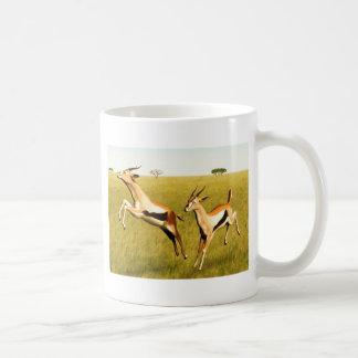 Thomson's Gazelle Basic White Mug