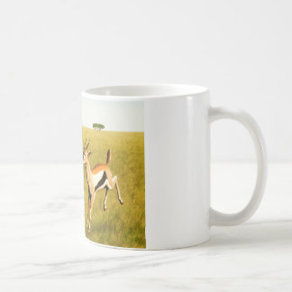 Thomson's Gazelle Coffee Mug