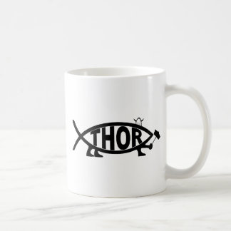 THOR Fish Coffee Mug