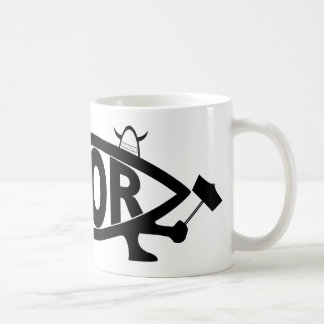 THOR Fish Coffee Mug