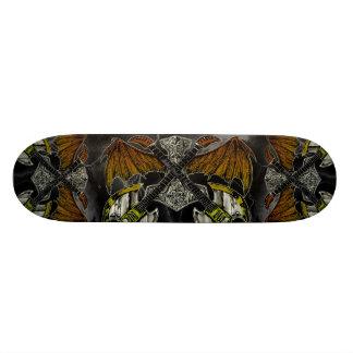 Thor Hammer of the Gods Guitars Skateboard Decks