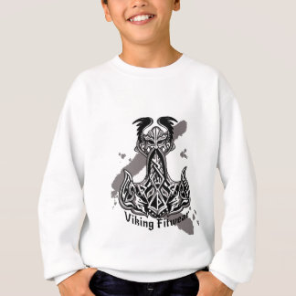 Thor Hammer Sweatshirt
