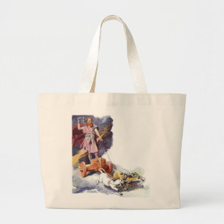 Thor Large Tote Bag
