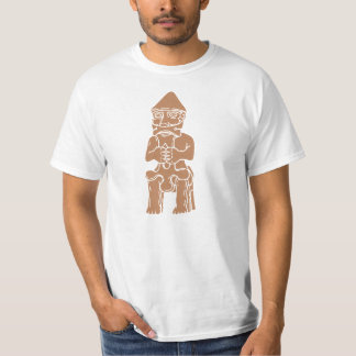 Thor statue from Iceland T-Shirt