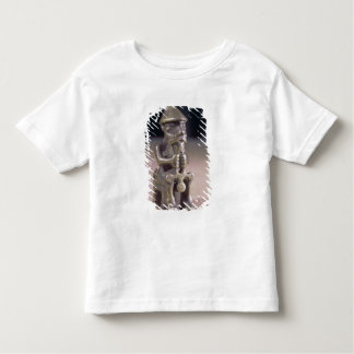 Thor with a hammer, statuette found in Iceland Toddler T-Shirt