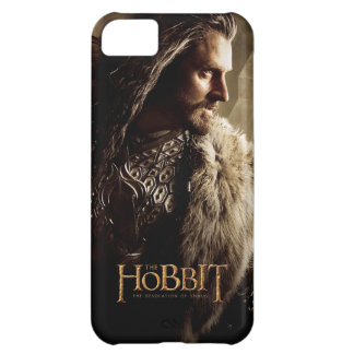 THORIN OAKENSHIELD™ Character Poster 1 iPhone 5C Case