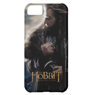 THORIN OAKENSHIELD™ Character Poster 2 iPhone 5C Case