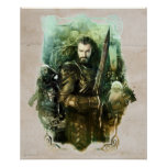 THORIN OAKENSHIELD™, Dwalin, & Balin Graphic Poster
