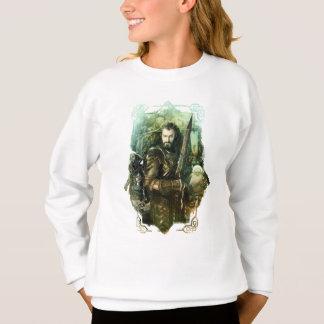 THORIN OAKENSHIELD™, Dwalin, & Balin Graphic Sweatshirt