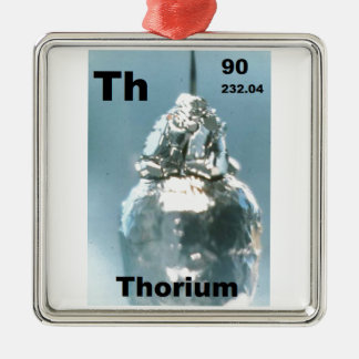 Thorium Christmas Ornament