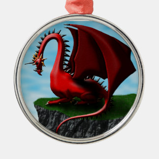 Thorn on Watch Christmas Ornament